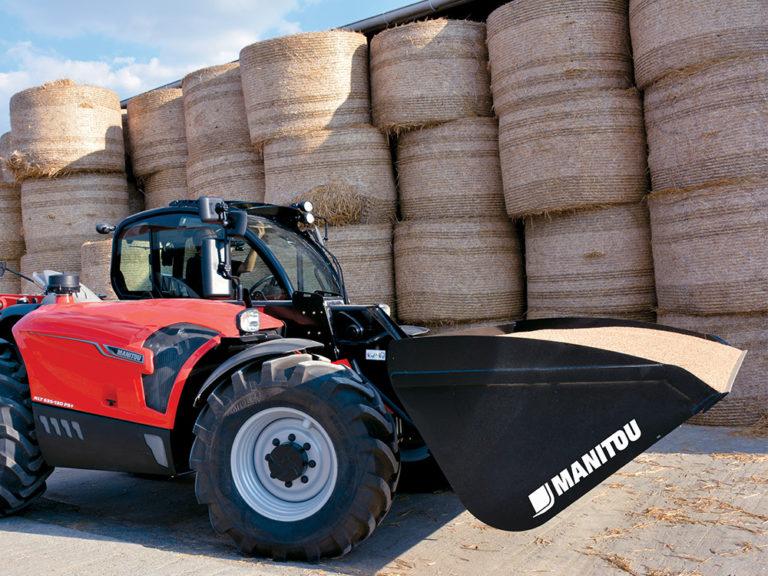 Découvrez le chariot télescopique agricole MLT NEW AG MANITOU MLT