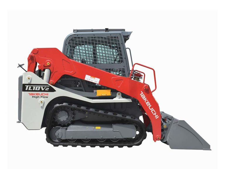 TAKEUCHI CHARGEUR COMPACT