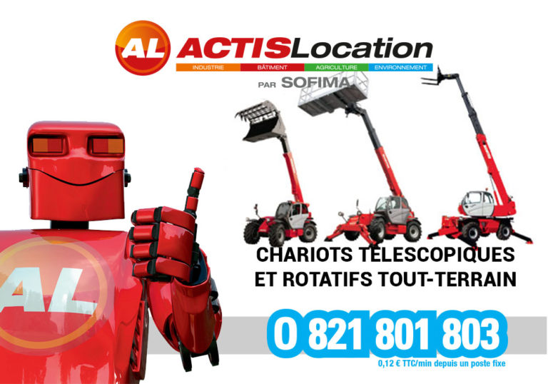 Actis Location ARRAS