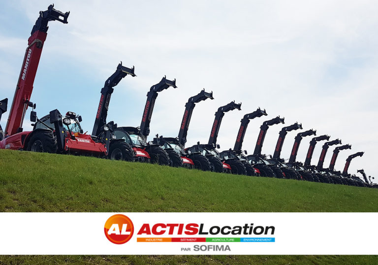 Actis Location Moisson